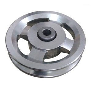 Fitness Equipment Accessories Bearing Universal Wheel Gym Parts Fitness Equipment Aluminum Alloy Pulley1