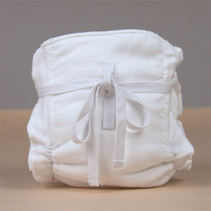 Multi Layer Baby Cloth Diaper Leakproof Breathable New Born Pants Washable White Gauze Elastic Nappy Rope Adjustable 5 5ak2 G2