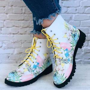 Lapolaka 2021 Hot Sale Fashion INS Hot Wholesale Shoes Ladies Bootie Platform Leisure Comfortable Trendy Boots Woman Shoes