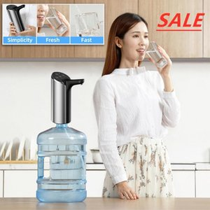Household Automatic Electric Water Pump Button Dispenser Gallon Drinking Switch For Water Pumping Bottle Pump Device1