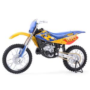 WELLY 1:18 Husqvarna Cr125 Die Gussfahrzeuge Sammlerstücke Hobbies Motorrad Modell Spielzeug Z1202