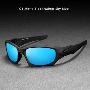 New Riding polarisants Lunettes de soleil Lunettes de sport en plein air Hommes pêche lunettes de vision nocturne Lunettes de nuit Hot Vente de haute qualité