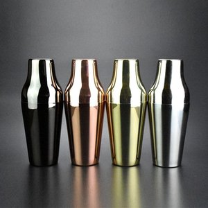 Simple Stainless Steel Shaker Cocktail Shaker 650ML Bar Night Bartending Tool Durable And Easy To Clean AHC4015
