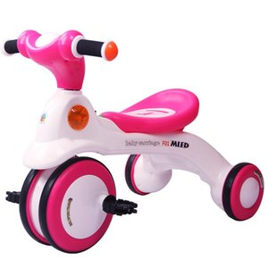 Children's Tricycle Stroller Three-wheeled Baby Stroller Children's Bicycle Balance Bike Toddler Toys for Kids Car Baby Walker