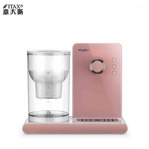 Mini Desktop Dispenser для воды Маленький быстрый нагревательный портативный домашний питьевой машиной большой емкостью с 5 передач WD331