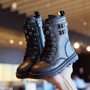 HS3Y Boot New Boys Boots Winter Snow Childrens Warm Winter Girls Classic Kids Impermeable Boots 5991 Niños australianos Botas de nieve Zapatos