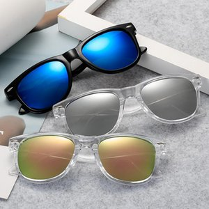 Quality Classic Women Men Polarized Sunglasses Cheap Transparent Sun Glasses Promotional