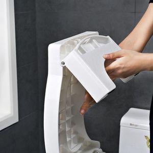 Sallanan Sandalyeler Ev Katlanabilir Plastik Tuvalet Dışkı Ev Taşınabilir Banyo Aksesuarları