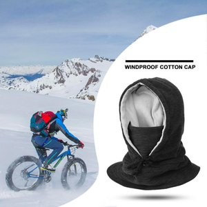 Cycling Caps Winter Windproof Sports Face Cover Running Skiing Warm Hats
