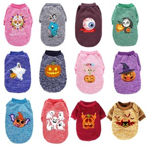 Halloween Pets Cats Clothes for Dog Clothes for Pets Warmth Dogs Coat Jacket Hoodlies Winter Sweater Clothing Christmas