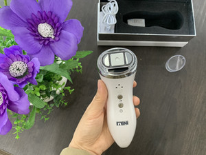 high quality portable mini Rf Thermage face lifting wrinkle removal handle high-frequency vibration device Facial machine for home use