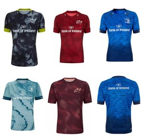 Leinster Rugby Jersey 2020 2021 Munster City Rugby Jerseys 20/21 Munster City Home Away Men Rugby-Trikots Tamanho S-5XL