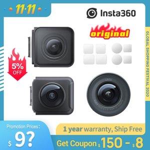 Оригинал Insta360 ONE R Спортивные камеры 4k Dual Lens Mod 360 Mod 1-дюймовый Leica
