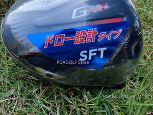 Clubes de golf G410 Plus Driver G410 SFT Golf Driver 9 / 10.5 grados R / S / SR Flex Shaft con cubierta de cabeza