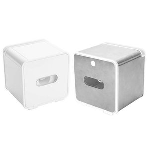 Cat Proof Covered Toilet Paper Holder, Camper RV Toilet Paper Holder, Wall Mounted Tissue Dispenser