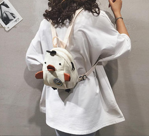 Cute Women Girl Mini Backpack Coin Cards Bag Wallet Hand Pouch Purse Key Holder Storage Bag
