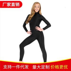 Lycra Nylon Body Body Gymnastics Yoga Adulte Entraînement Performance Plan de danse