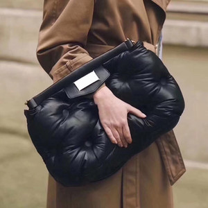 2020 Spazio cuscino del cotone frizione One-spalla New Winter Q1116 di Crossboby Bag Donna