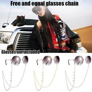 VOTE Glasses Chains Michelle Obama Same Letter Chain United Chains Stainless Popular Vote Steel States Sunglasses New Most C1V51