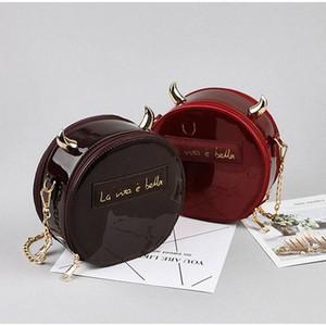 Borse per le donne Simpatico Borsa a tracolla Borsa a tracolla Borsa per il telefono Borsa telefonica IMPERIAL Crown PU Leather Donne Small Shell Crossbody Bag X6C3 #