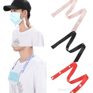 DHL Shipping Adjustable Anti-Slip Grips Savers Extension Face Masks Mask Holder Ear Buckle Rope Ear-hook OWF825