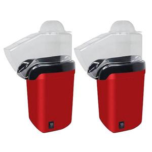 1200W 110V Mini Household Healthy Hot Air Oil-Free corn Maker Machine Corn per For Home Kitchen