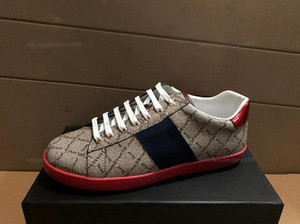 2020 Lusso New Black Red Bottom Mens Womens Progettista Schuhe Low-Top Casual Flat Outdoor Zapatillas Fahrturnschuhe