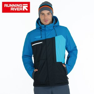 RUNNING RIVER Brand Men High Quality Ski Jacket Winter Warm Hooded Sports Jackets For Man Professional Outdoor Clothing #A6047 Z1128