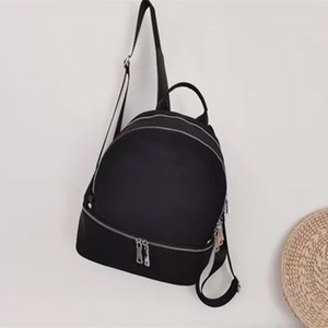 2020 new shoulder bag women European and American fashion backpack waterproof casual Korean version wild large capacity canvas bag