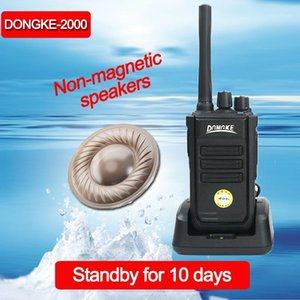 DONGKE 2000 Antimagnetic Walkie Talkie With Larger Battery and Clearer Voice long range two way radio profession walkie-talkie1