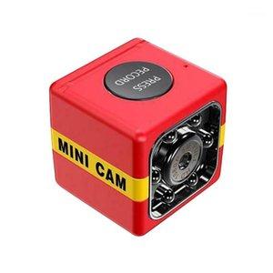 FX01 Mini telecamera di sicurezza 1080P Camera portatile Night Vision Recorder Outdoor Sport Cameras DQ-Drop1