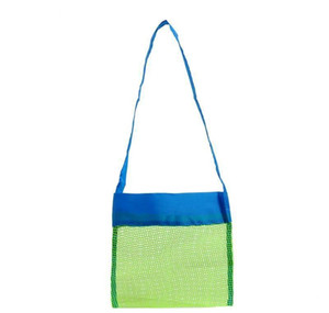 Wholesale- Applied Enduring Children Sand Away Beach Mesh Bag Children Beach Toys Clothes Towel Bag Baby Toy Collec bbyIDE ladyshome