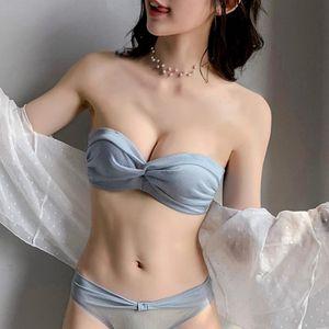 Women Sexy Bra Set Underwear Babydoll Full Bra Set ultrafino para mujer francaise pour femmes Fashion Female Aet Sexy Push