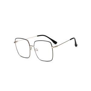 2021 Neue transparente mode optische schaukeln lese brille rahmen füllung verschreibung glas herren eyewear 30028-olo frscha