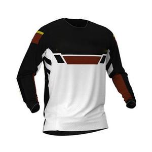 2021 Heißes Mountainbike-Geschwindigkeits-Kapitulation langärmliges T-Shirt, Off-Road-Motorrad-Hemd, benutzerdefinierter Rad-, Motorrad-Reit-Top, Racing s