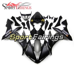 Carnies de motocicletas para Yamaha R1 YZF 1000 04 05 06 YZF-1000 2004 2005 2006 YZFR1 ABS Inyección de plástico Bodywork Gray