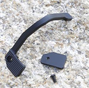 Mappa Tactical Bad Style Lever Bolt Bolt Leva di rilascio per M4 / AR15 / M16 Caccia Nero
