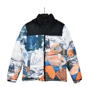 Winter new arrival 20ss european and american style men and women's moutain peak down jacket outdoor high quality top parkas Size M-2XL