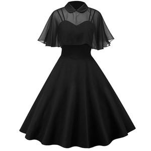 Women's Dresses Sling Dress + cloak 2pcs 13-20 year Teen Dress Summer Chiffon Girls Teenagers Party Prom Gowns Dresses