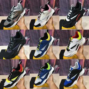 Beyaz Siyah Örgü Sneaker Erkekler Düşük Üst Rahat Ayakkabılar Kadınlar Düz Tuval Sneaker Retro Patchwork Sneaker Pamuk Bağcıklar