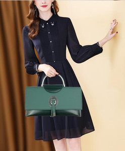 Crystal Clutch Shoulder Bag Pearl Handbag 19 Luxury Embroidery Evening For Women's Purse Dorp Shipping Ladies Handbags Wallet C Xeaph