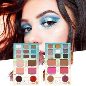 Beauty Glazed Beginner Eyeshadow Pallete Glitter Makeup Matte Eye Shadow Long-lasting Make Up Palette Maquillage Paleta De Sombr