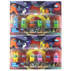 12 قطعة / المجموعة بين الولايات المتحدة اللعب أنيمي الشكل البسيطة الكرتون المفاتيح نماذج عمل لعبة أرقام لعبة diy الديكور كبسولة دمى الأعمى مربع