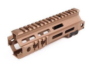 "BIG DRAGON 7 inch 7"" Modular Rail MK4 M_Lok Handguard Mount for Tactical Airsoft AEG Hunting CS Game Toy Gun Accessory"