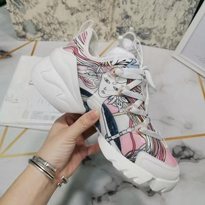 2020 Sneakers Mens Womens Speed Stretch Knit Sock Shoes Of Dreams Europe Collection Double Boots Chaussures NJK02