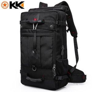 KAKA High Capacity 17inch Laptop Backpack Men Women Travel Bag Mountaineering Multifunctional Waterproof Backpacks Luggage Bags