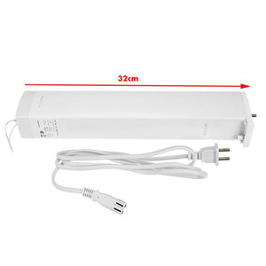 Electric Curtain Motor KT82TN DC Built-in AC 100-240V Transformer Remote Control for Smart Home Remote Control Automatic