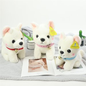 Sexy Simulation Shar Pei Plush Toy Stuffed Animals Doll Pet Dog Baby Kids Boy Girl Children Birthday Gift Home Decoration Crafts Z1127