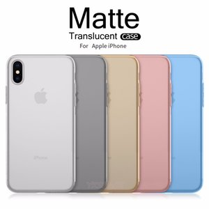 Ultra Thin 0.3mm Clear Matte Phone Case For iPhone X XR XS 11 12 mini Pro Max 6 6s 7 8 Plus SE 2020 Frosted Smooth Hard Cover