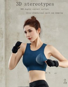 Seamless High Impact Sports Bra With Removable Cups High Support Workout 100% Brand New Quality For Women #41